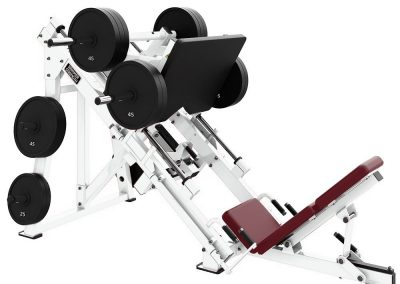 Hammer Strength Plate Loaded Linear Hack Press