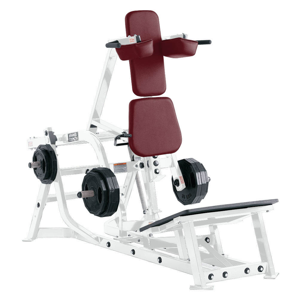 Hammer Strength Plate Loaded V-Squat