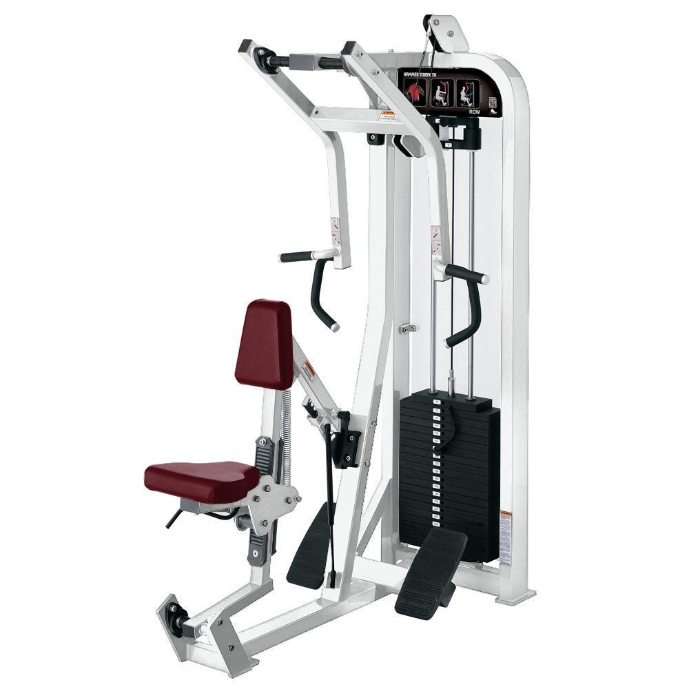 Hammer Strength Pin Select Seated Row