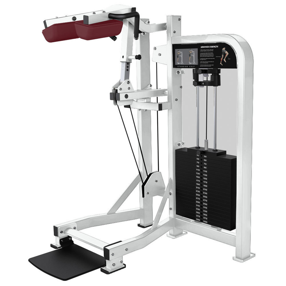 Hammer Strength Pin Select Standing Calf